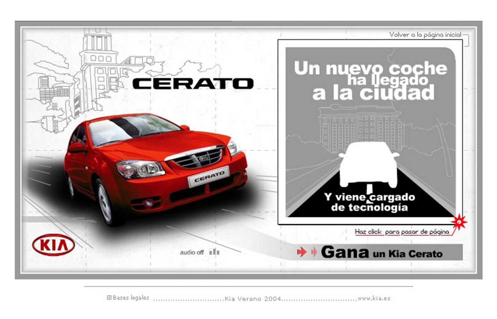 Kia Picanto y Cerato