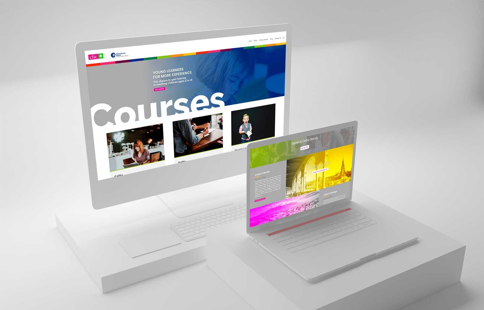 Academia de idiomas CLIC