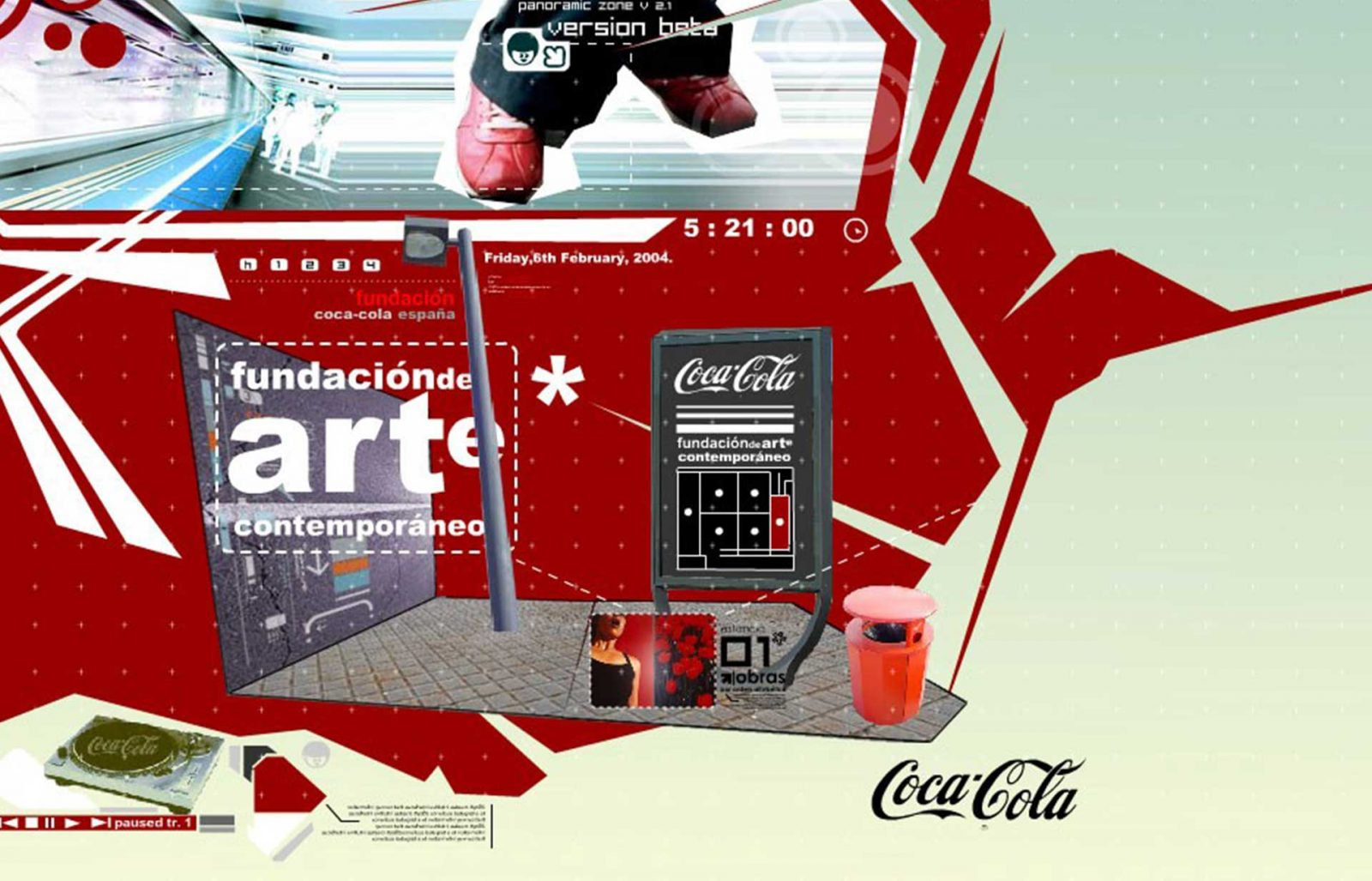 Fundación Arte Coca Cola