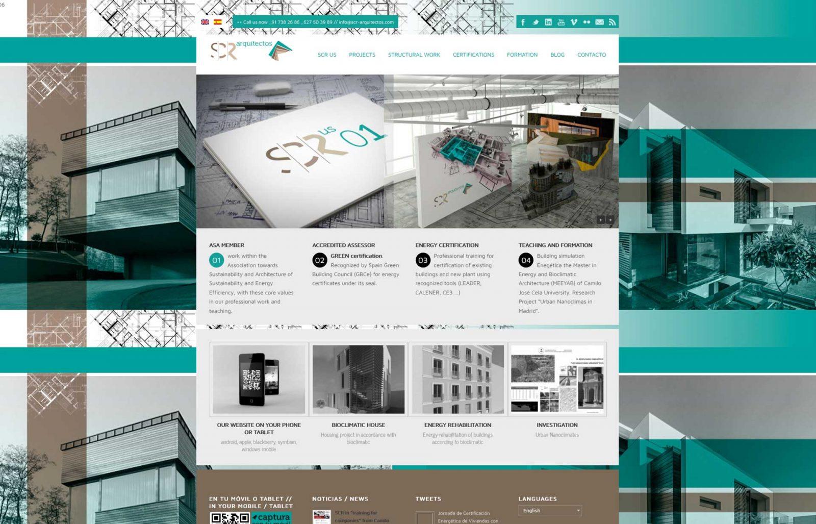 SCR Arquitectos