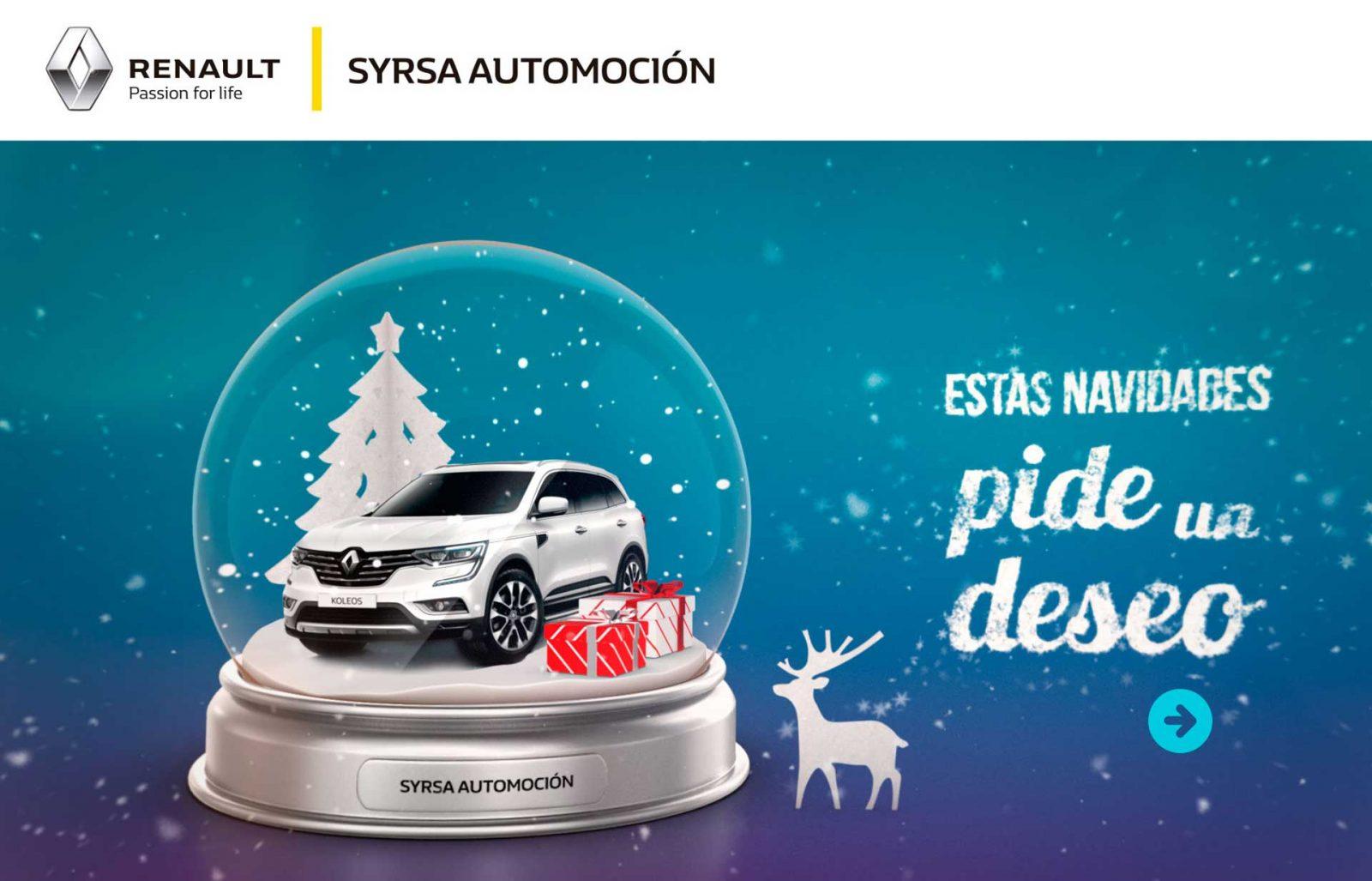 Navidades Syrsa Automoción